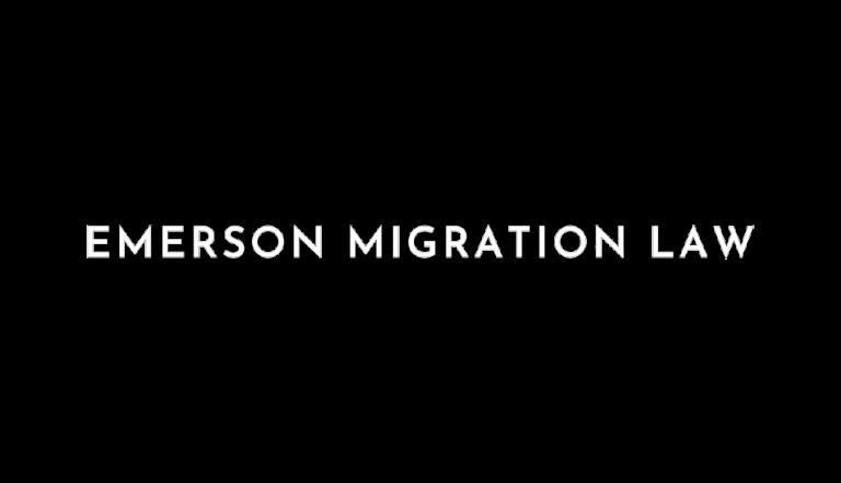 Emmerson Migration Law Logo